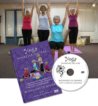 Senior Yoga DVD